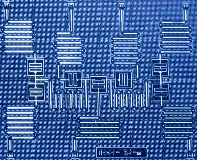 IBM quantum computer, 7-qubit processor