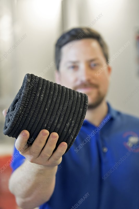 3D printing research for space construction