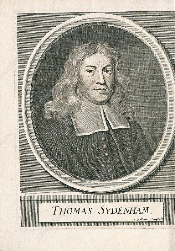Thomas Sydenham, English physician
