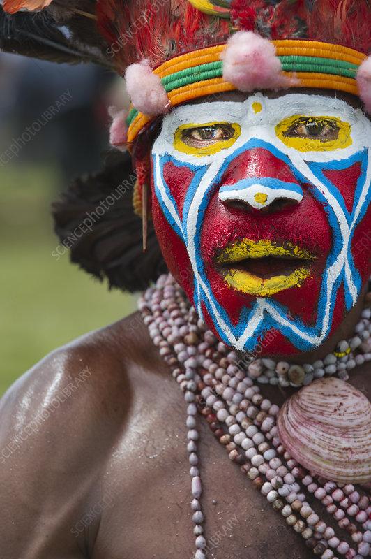 Roika Waria Sing-sing group, Papua New Guinea