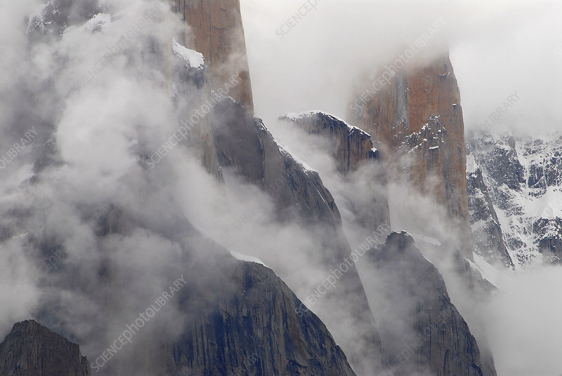 Trango Towers, Pakistan