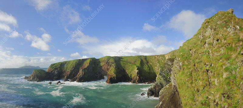 Blasker sound, County Kerry, Ireland