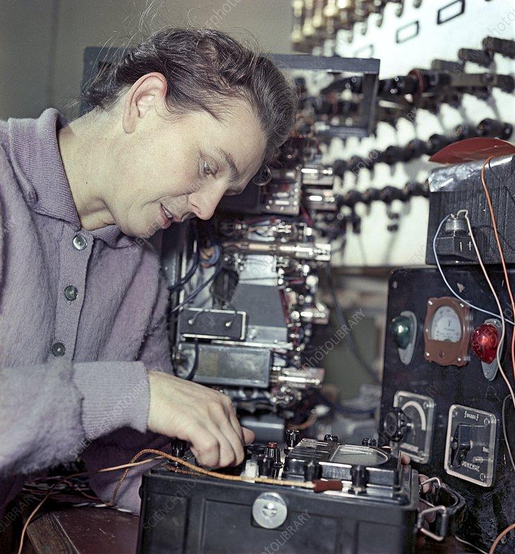 Lidia Kurnosova, Russian astrophysicist