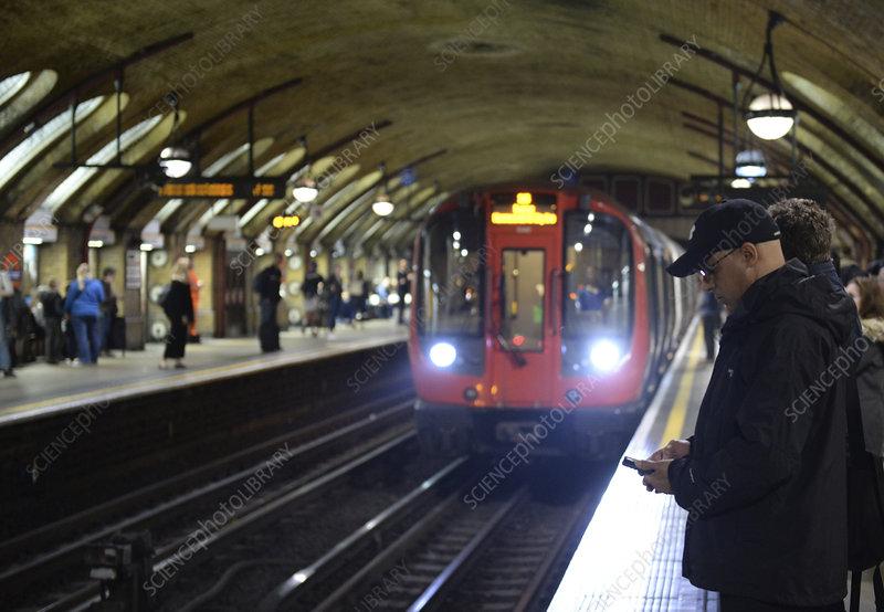 London Underground, UK