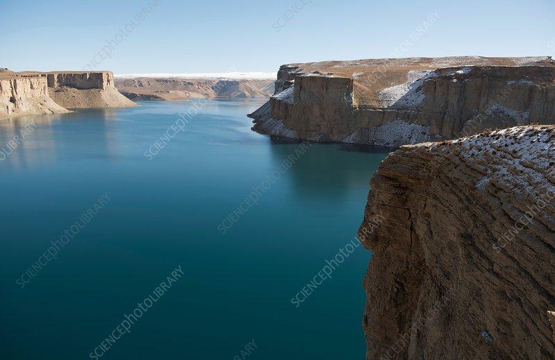 Band-e Amir National Park, Afghanistan