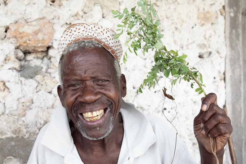 Village herbal doctor
