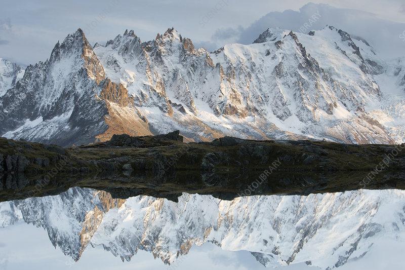 Lacs des Cheserys, Chamonix, France