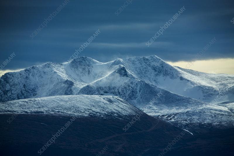 Montana Mountain, near Carcross, Yukon Territories, Canada