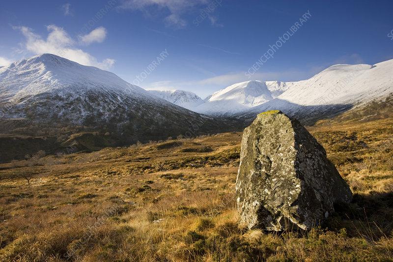 Creag Megaidh National Nature Reserve, Scotland, UK