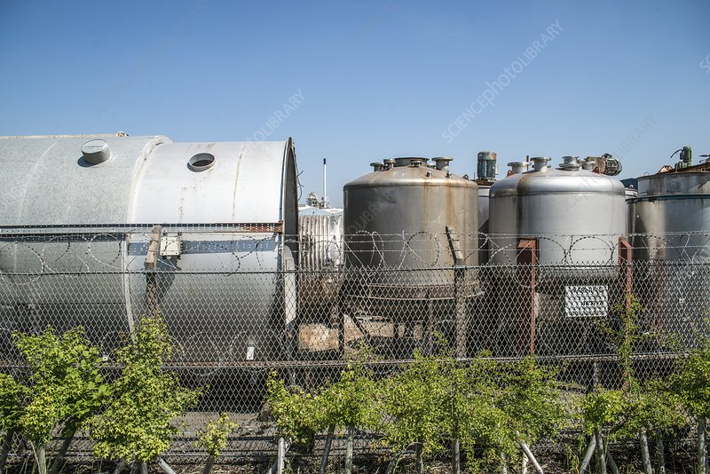 Recycling of process plant