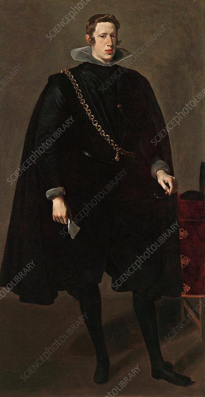 Philip IV of Spain, circa 1624