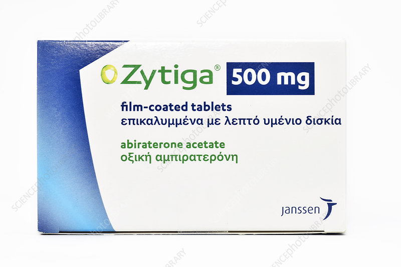 Abiraterone acetate cancer drug