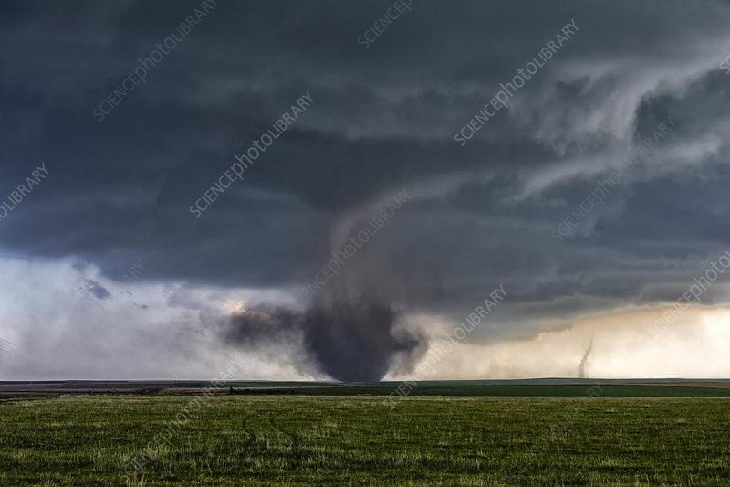 Tornado, Colorado, USA