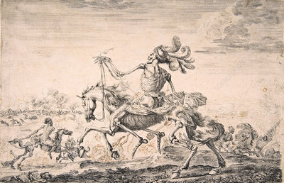 Death on the Battlefield, 17th century