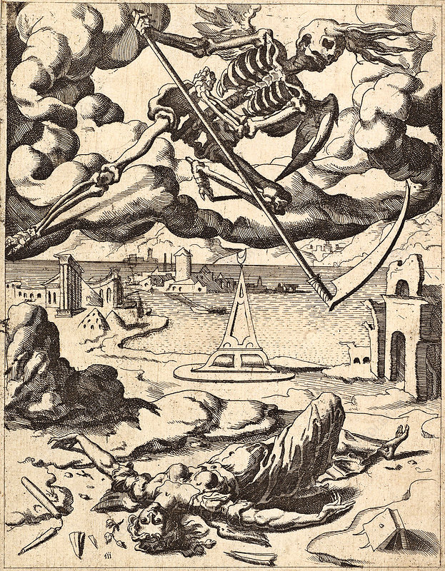 The Triumph of Death, 16th century