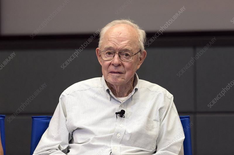 Eugene Parker, US astrophysicist
