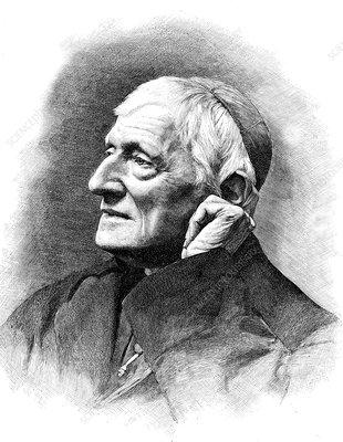 John Newman, English theologian