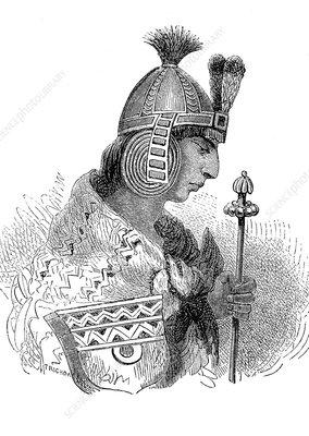 Huascar, Inca emperor