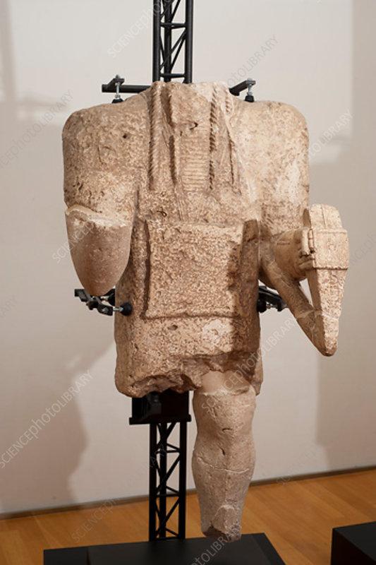 Giant of Mont'e Prama, prehistoric Sardinian statue