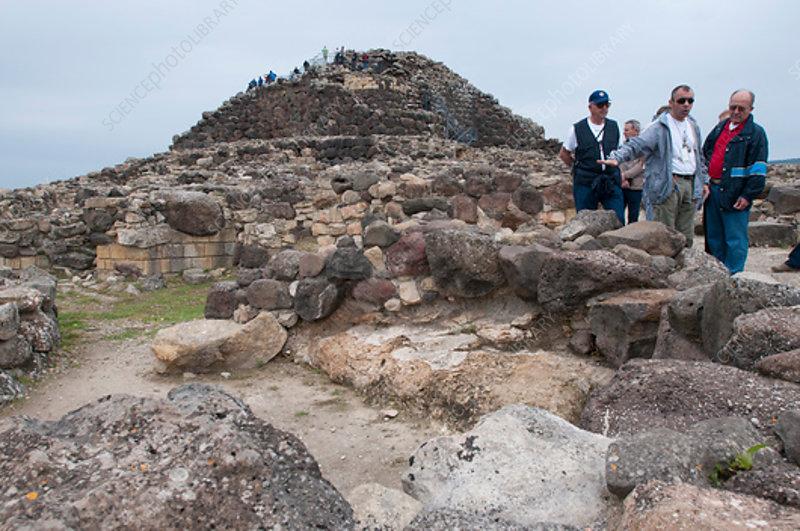 Nuraghe tourism, prehistoric Sardinia