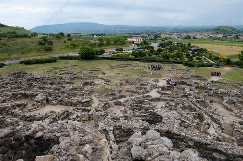 Nuraghe complex, prehistoric Sardinian structure