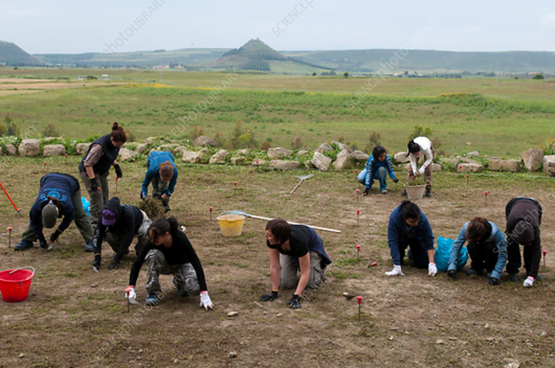 Nuraghe archaeology, prehistoric Sardinia