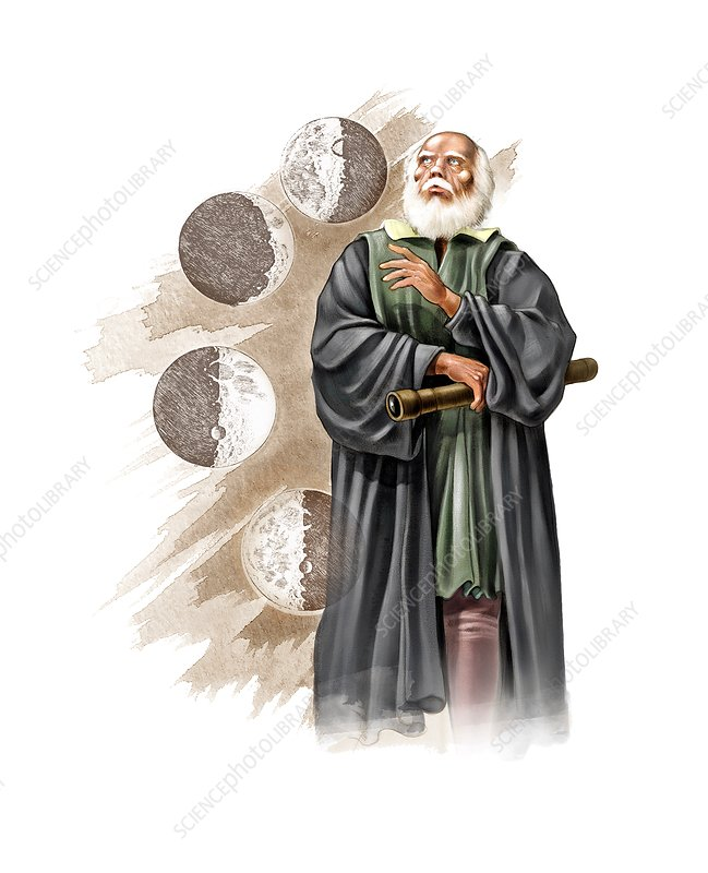Galileo Galilei, Italian astronomer