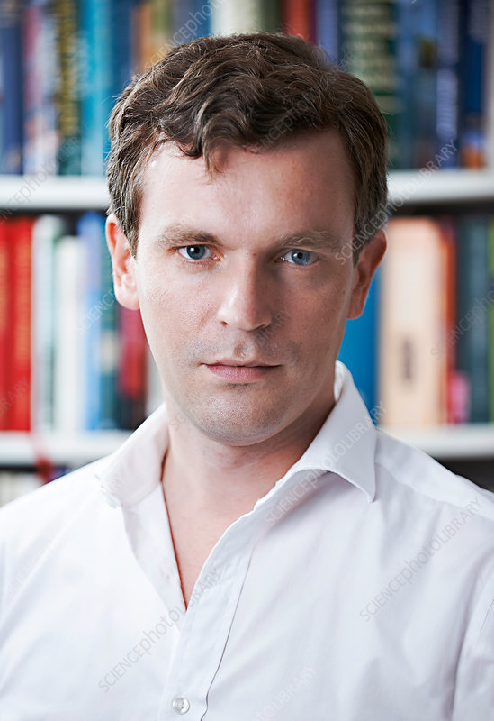 Mark Forsyth, author and etymologist
