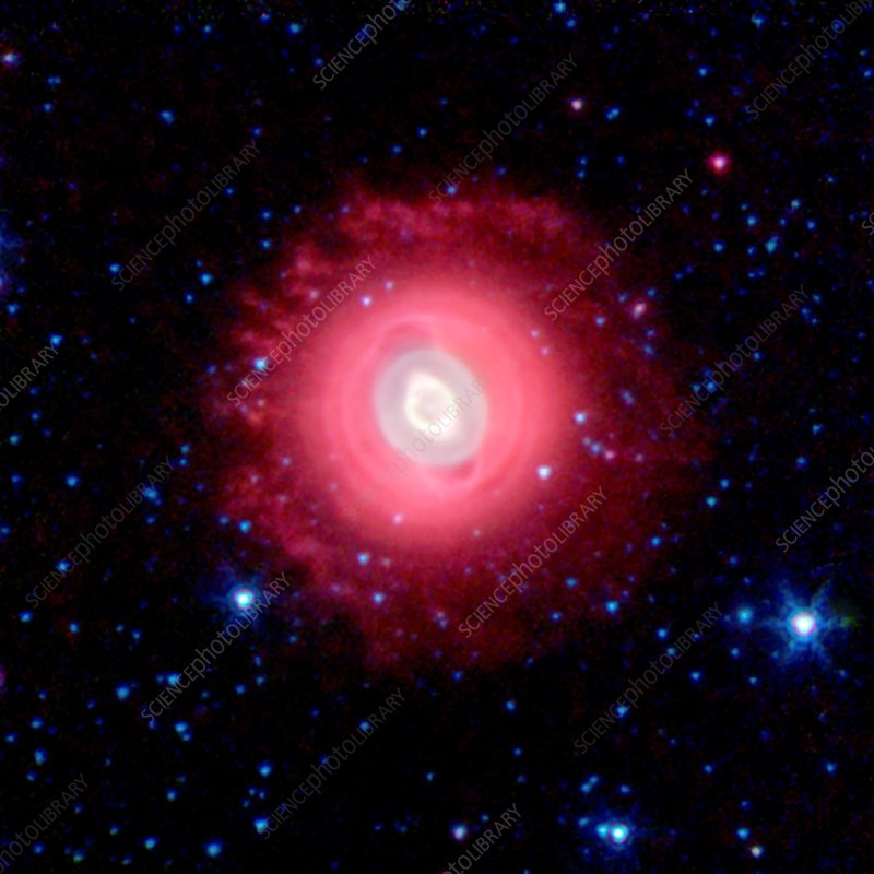 Ghost of Jupiter planetary nebula