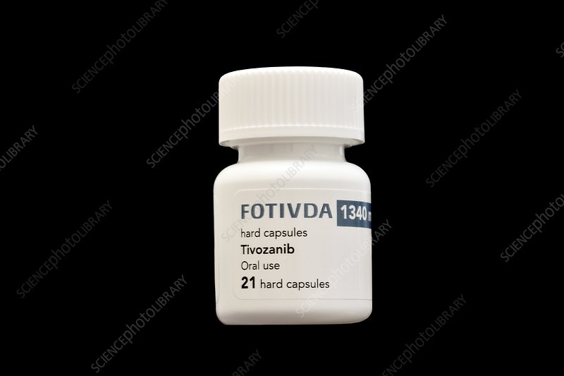 Tivozanib kidney cancer drug