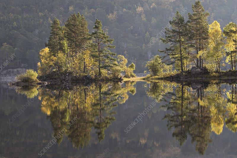 Loch Beinn a Mheadhoin, Scotland