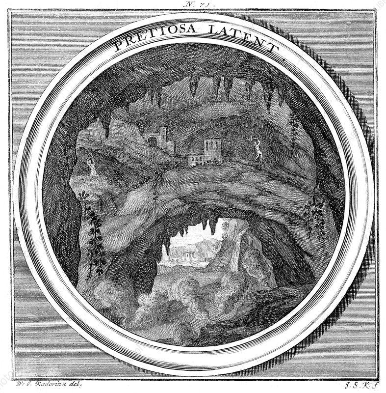 Meteorologia, Mining, 1709