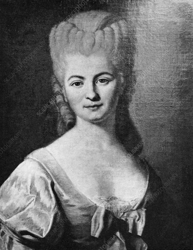 Nicole-Reine Lepaute, French Astronomer and Mathematician