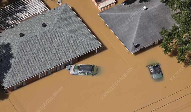 Flood, Louisiana, 2016