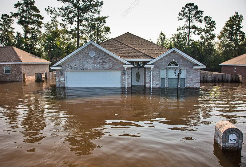 Flooding, Aftermath of Hurricane Harvey