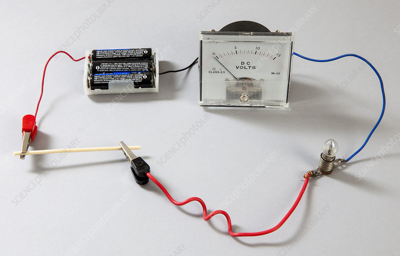 Open Electrical Circuit, 1 of 2