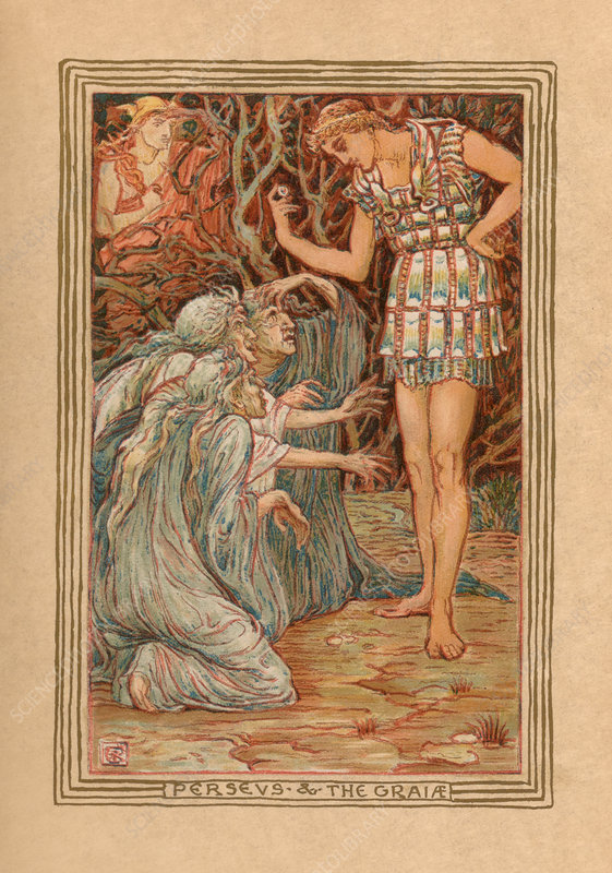 Perseus and the Graiae