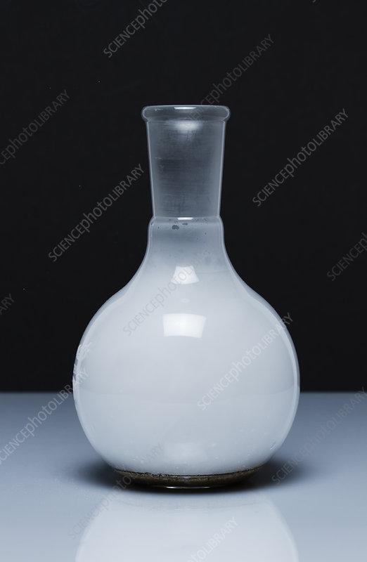 Sodium burns in chlorine, 5 of 5