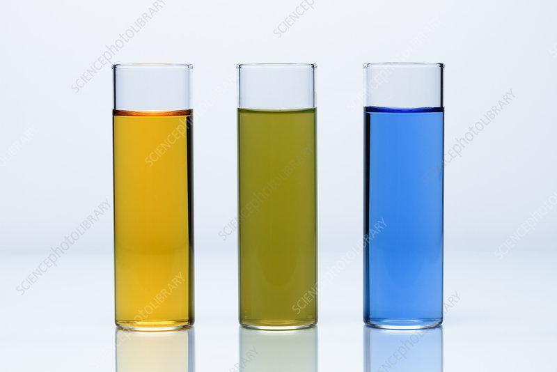 Bromothymol blue indicator