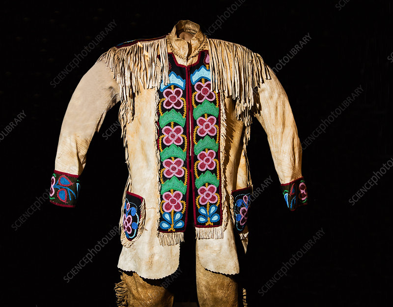 Beaded Shirt, Northern Plains Indian