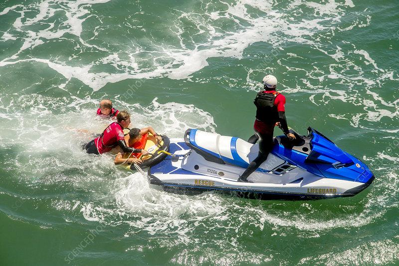 Lifeguard Watercraft Rescue