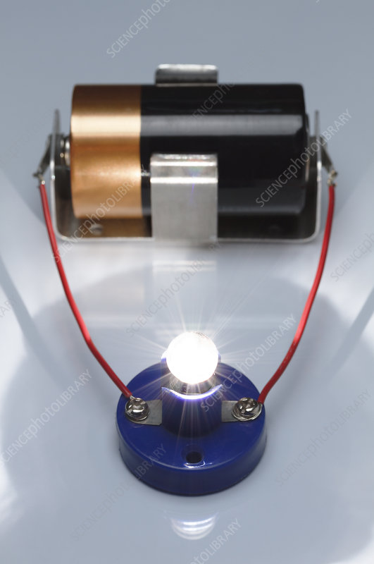 Simple closed circuit