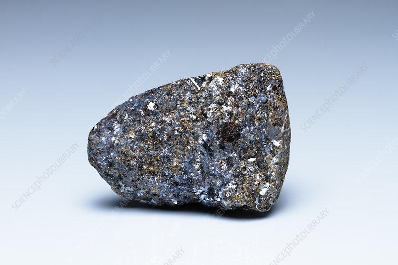 Sphalerite specimen