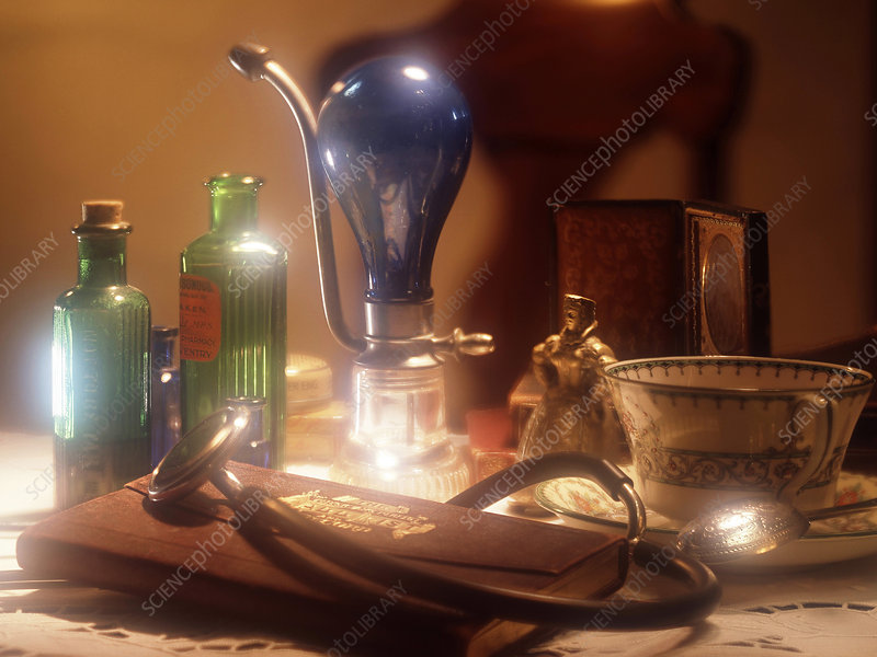 House Call, Historical Medicine
