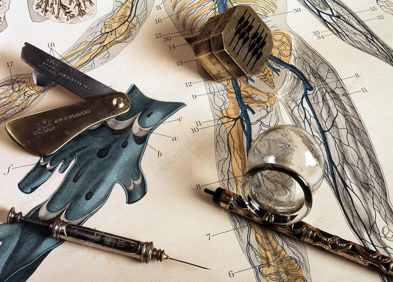 Thermometer Case, Historical Medicine
