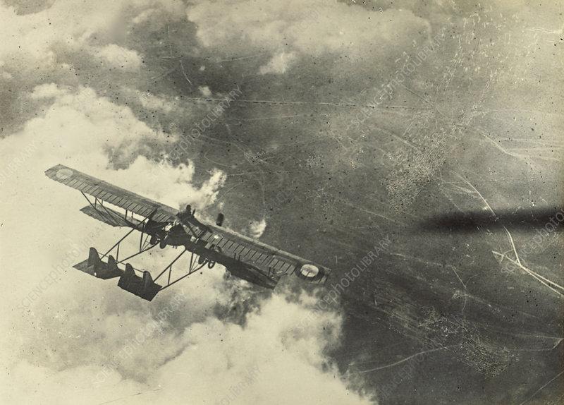 Airplane, World War 1