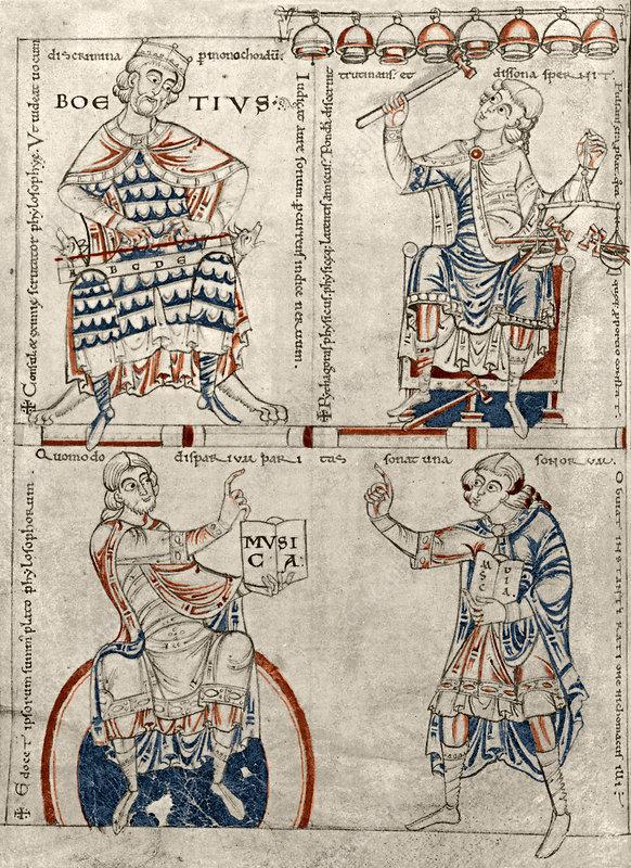 Boethius, Medieval Philosopher