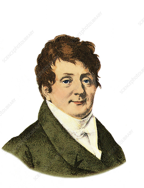 Joseph Fourier, French Mathematician and Physicist