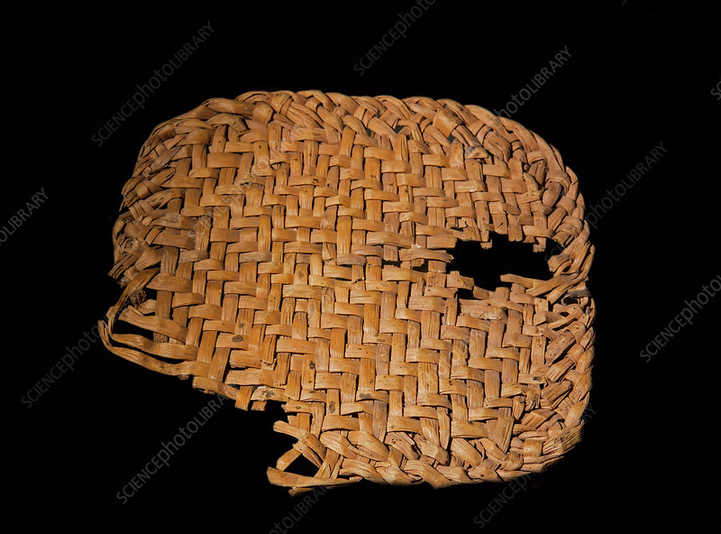 Platted or Woven Mat, Anasazi Culture
