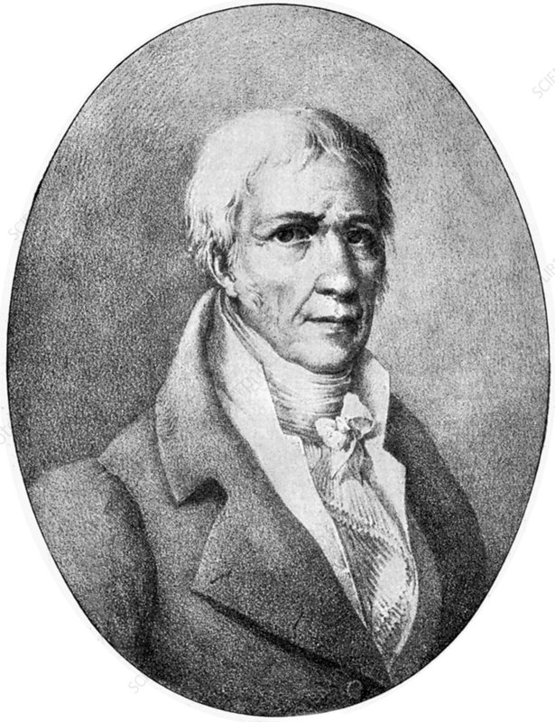 Jean Baptiste Lamarck, French naturalist